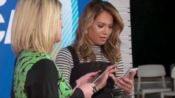 Samsung Galaxy S10+ TV Spot, 'ABC: Maternity Shoot' Featuring Sara Haines, Ginger Zee - 8 commercial airings