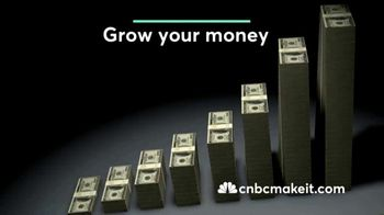 CNBC Make It TV Spot, 'Grow Your Money'