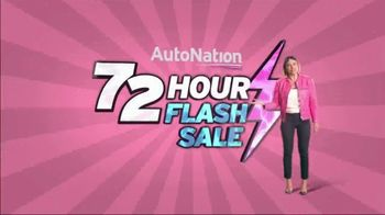 AutoNation 72 Hour Flash Sale TV Spot, '2019 Ford Escape SE'