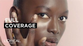 L'Oreal Paris Infallible Full Wear Concealer TV Spot, 'Shapes, Covers and Contours' Song by Queen - Thumbnail 5