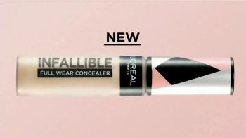 L'Oreal Paris Infallible Full Wear Concealer TV Spot, 'So Much More' Song by Queen