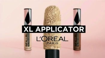 L'Oreal Paris Infallible Full Wear Concealer TV Spot, 'So Much More' Song by Queen - Thumbnail 4