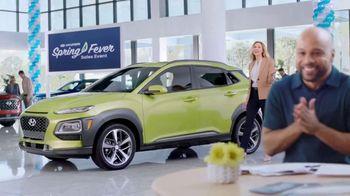 Hyundai Spring Fever Sales Event TV Spot, 'Big Saving Symptoms' [T2]