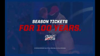 NFL TV Spot, 'Season Tickets for 100 Years' - Thumbnail 8