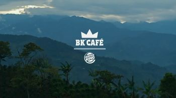 Burger King Café TV Spot, 'BK Café' - Thumbnail 1
