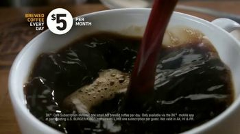Burger King Café TV Spot, 'BK Café' - Thumbnail 6