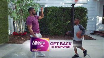 Allegra TV Spot, 'Break Through'