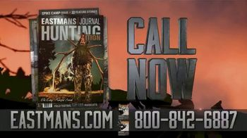 Eastmans' Hunting and Bowhunting Journals TV Spot, 'Free Gift'