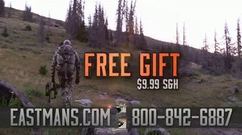 Eastmans' Hunting and Bowhunting Journals TV Spot, 'Free Gift' - Thumbnail 4