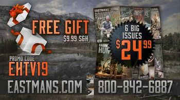 Eastmans' Hunting and Bowhunting Journals TV Spot, 'Free Gift' - Thumbnail 6