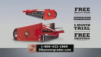 DR Power Equipment Power Grader TV Spot, 'Gravel Driveways' - Thumbnail 10
