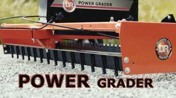 DR Power Equipment Power Grader TV Spot, 'Gravel Driveways' - Thumbnail 3