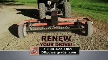 DR Power Equipment Power Grader TV Spot, 'Gravel Driveways' - Thumbnail 4