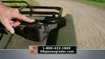 DR Power Equipment Power Grader TV Spot, 'Gravel Driveways' - Thumbnail 5