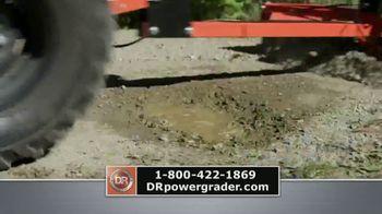 DR Power Equipment Power Grader TV Spot, 'Gravel Driveways' - Thumbnail 6