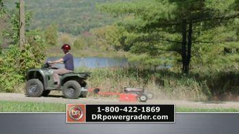 DR Power Equipment Power Grader TV Spot, 'Gravel Driveways' - Thumbnail 7