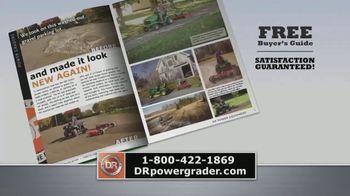 DR Power Equipment Power Grader TV Spot, 'Gravel Driveways' - Thumbnail 8
