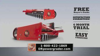DR Power Equipment Power Grader TV Spot, 'Gravel Driveways' - Thumbnail 9