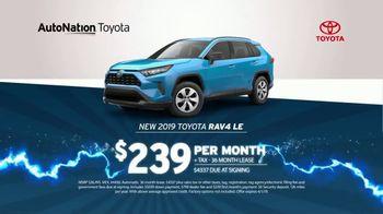 AutoNation 72 Hour Flash Sale TV Spot, '2019 Toyota RAV4' - Thumbnail 5