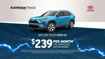 AutoNation 72 Hour Flash Sale TV Spot, '2019 Toyota RAV4' - Thumbnail 6
