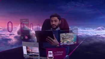 Qatar Airways TV Spot, 'Experience Economy Class Like Never Before' - Thumbnail 8