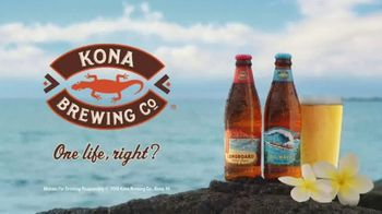 Kona Brewing Company Big Wave Golden Ale TV Spot, 'To Don't List' - Thumbnail 9