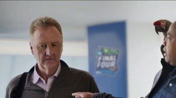 Capital One March Madness TV Spot, 'Bracket Buddy' Featuring Larry Bird, Charles Barkley - Thumbnail 9
