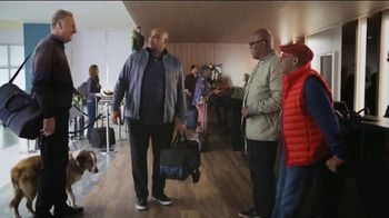 Capital One March Madness TV Spot, 'Bracket Buddy' Featuring Larry Bird, Charles Barkley