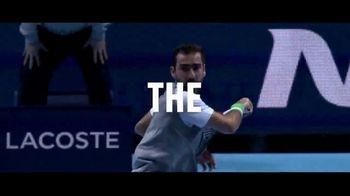 ATP Finals TV Spot, 'The O2, London' - Thumbnail 9