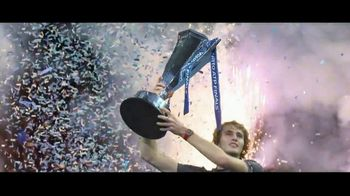 ATP Finals TV Spot, 'The O2, London' - 13 commercial airings