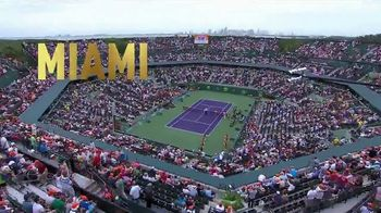 ATP Masters Tour 1000 TV Spot, 'These Are the Masters' Song by Slydigs - Thumbnail 2