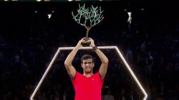 ATP Masters Tour 1000 TV Spot, 'These Are the Masters' Song by Slydigs - 100 commercial airings