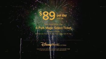 DisneyWorld TV Spot, 'Don't Miss All Four Theme Parks' - Thumbnail 8