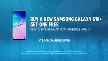 AT&T Unlimited TV Spot, 'Innovations: Samsung Jeans' - Thumbnail 10