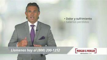 Morgan and Morgan Law Firm TV Spot, 'Accidentes de auto' [Spanish] - Thumbnail 3