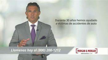 Morgan and Morgan Law Firm TV Spot, 'Accidentes de auto' [Spanish] - Thumbnail 5
