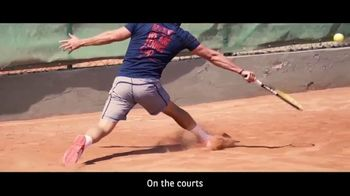 BNP Paribas TV Spot, 'All About Tennis for 45 Years' - Thumbnail 4