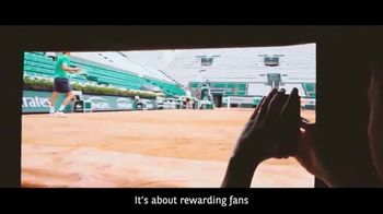 BNP Paribas TV Spot, 'All About Tennis for 45 Years' - Thumbnail 6