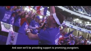 BNP Paribas TV Spot, 'All About Tennis for 45 Years' - Thumbnail 9