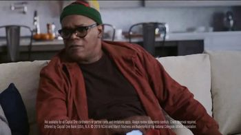 Capital One TV Spot, 'NCAA: Alert' Featuring Charles Barkley, Samuel L. Jackson, Spike Lee - Thumbnail 9