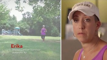 MD Anderson Cancer Center TV Spot, 'Erika: Proactive'