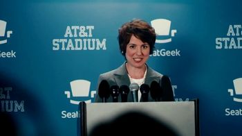 SeatGeek TV Spot, 'The Press Conference'