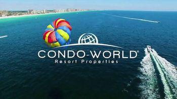 Condo-World Resort Properties TV Spot, 'Your World to Play' - Thumbnail 2
