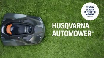 Husqvarna Automower TV Spot, \'You\'ll Want it Inside Your House\'