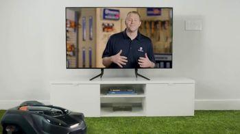 Husqvarna Automower TV Spot, 'You'll Want it Inside Your House' - Thumbnail 6