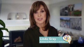 Brain Health Registry TV Spot, 'Join the Fight' Featuring Linda Gray - Thumbnail 3
