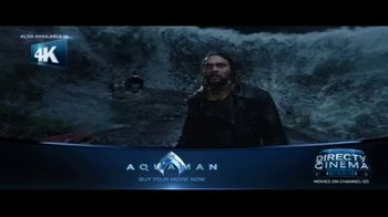 DIRECTV Cinema TV Spot, 'Aquaman'