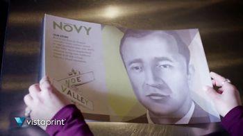 Vistaprint TV Spot, 'Novy Own the Now' - Thumbnail 2