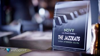 Vistaprint TV Spot, 'Novy Own the Now' - Thumbnail 4