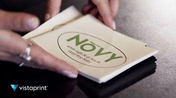 Vistaprint TV Spot, 'Novy Own the Now' - Thumbnail 5